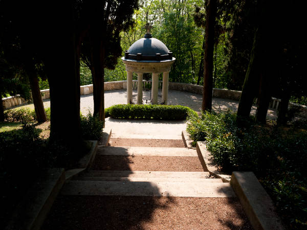 percorso francesco baracca montello