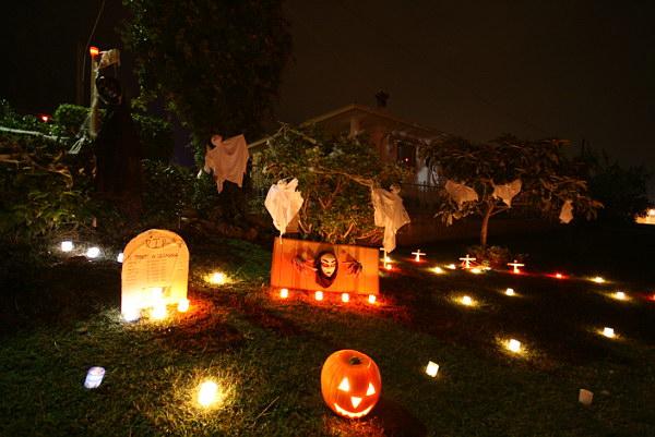 Giardini di halloween categoria giardini halloween - Giardini di montagna foto ...