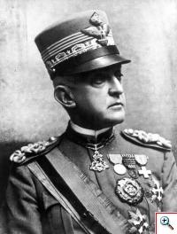 Emanuele Filiberto di Savoia - Maresciallo d'Italia comandante della 3ª Armata